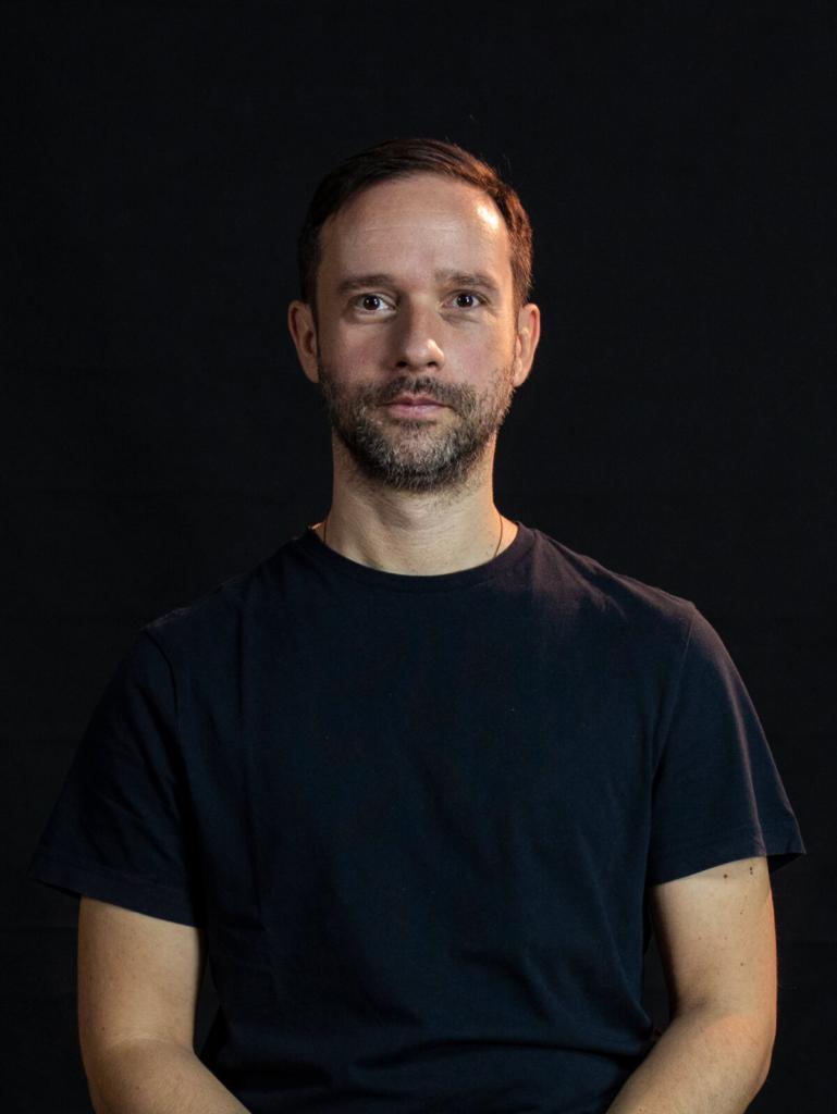 Szalai Balázs mindfulness-oktató